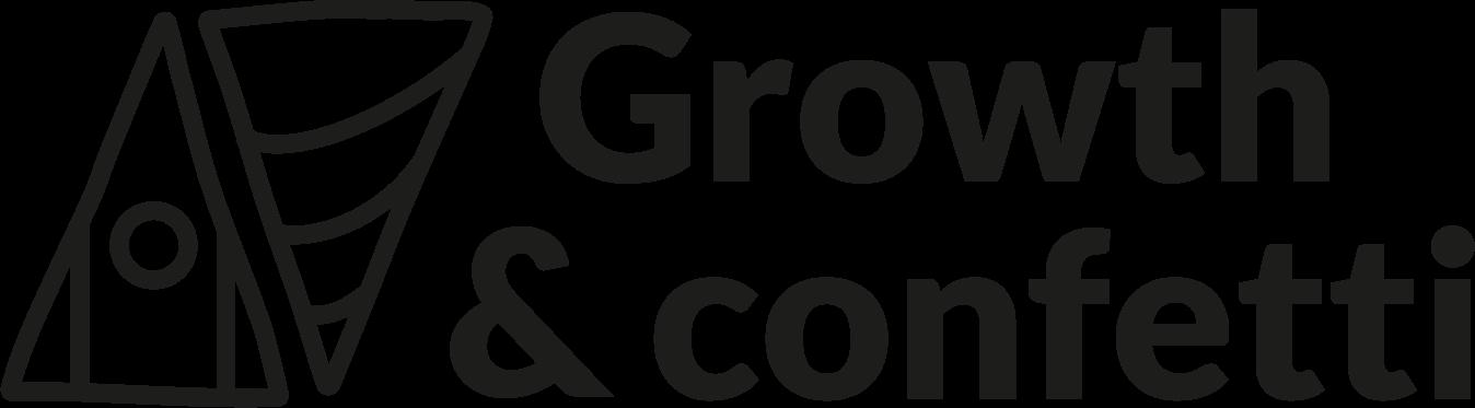 Growth & confetti